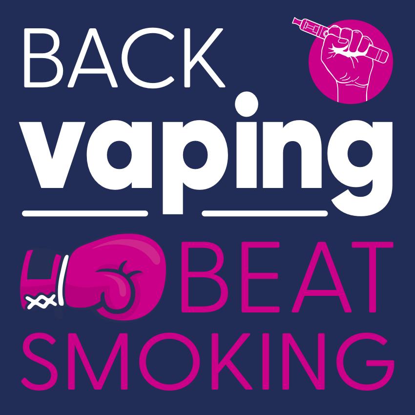 Foto de Back Vaping. Beat Smoking