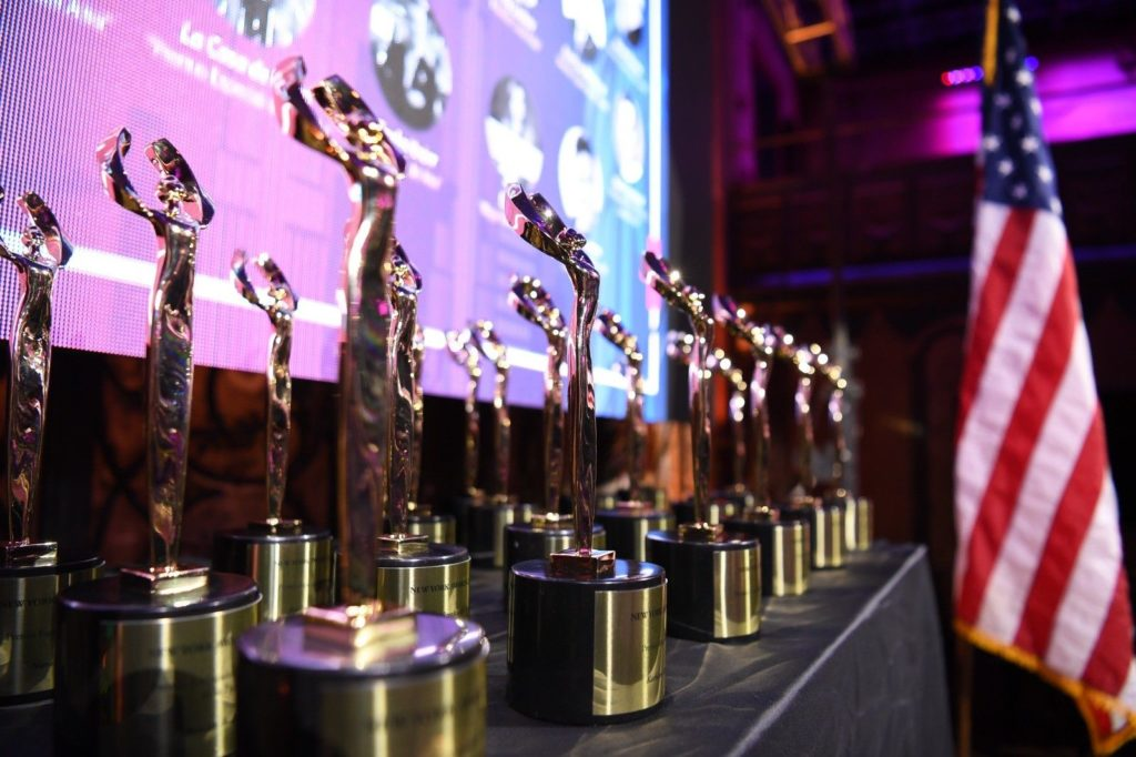 Foto de Gala New York Summit Awards